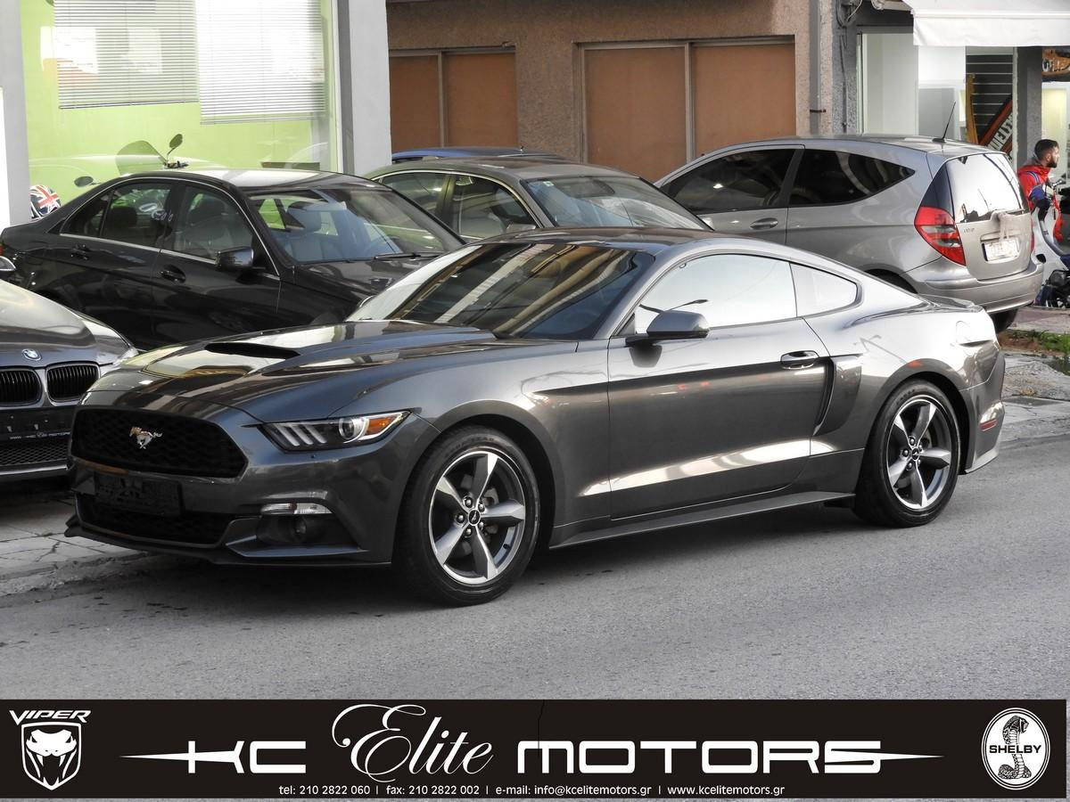 Ford Mustang 2.3 Fastback 1st Stage Full! '16